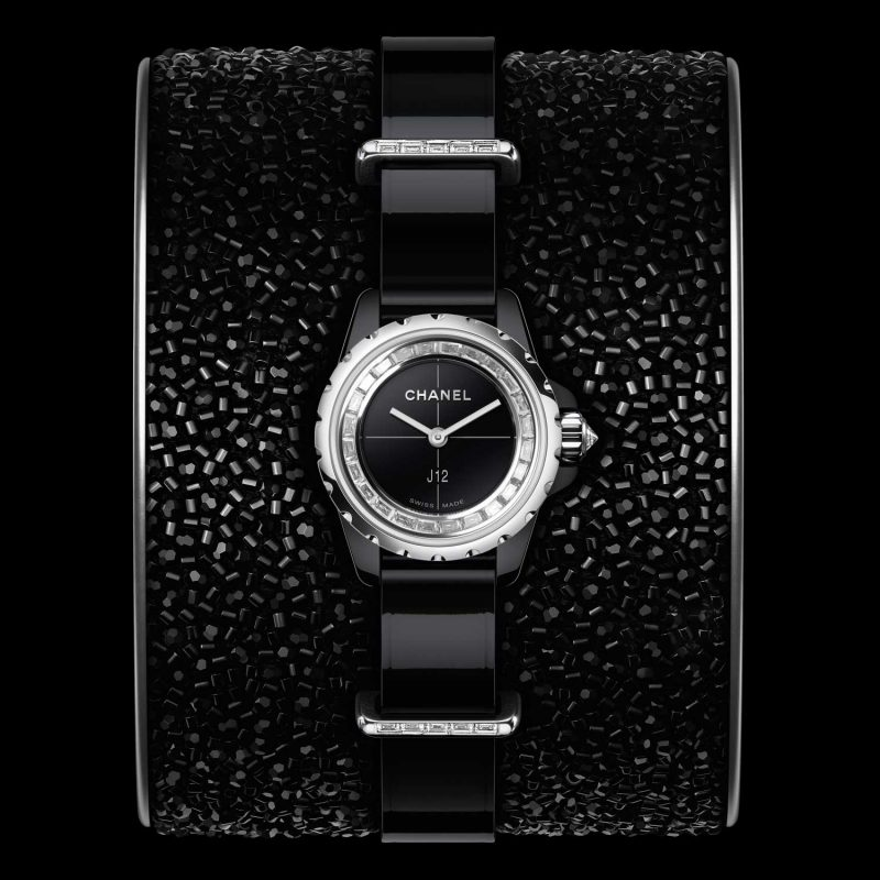 Chanel J12 - XS Only Watch 2017; estimate: US$34,000 - 48,000
