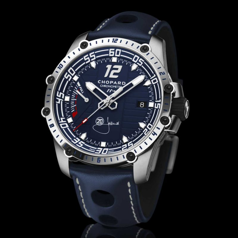 Chopard Superfast 8hz Power Control Porsche 919 Only Watch 2017; estimate: US$19,000 - 26,000