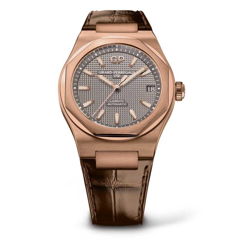 Girard Perregaux Laureato 2017 Special Edition Only Watch; estimate: US$16,000 - 19,000