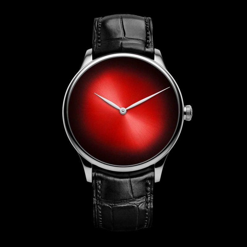 H. Moser & Cie Venturer Concept Only Watch 2017; estimate: US$20,000 - 30,000