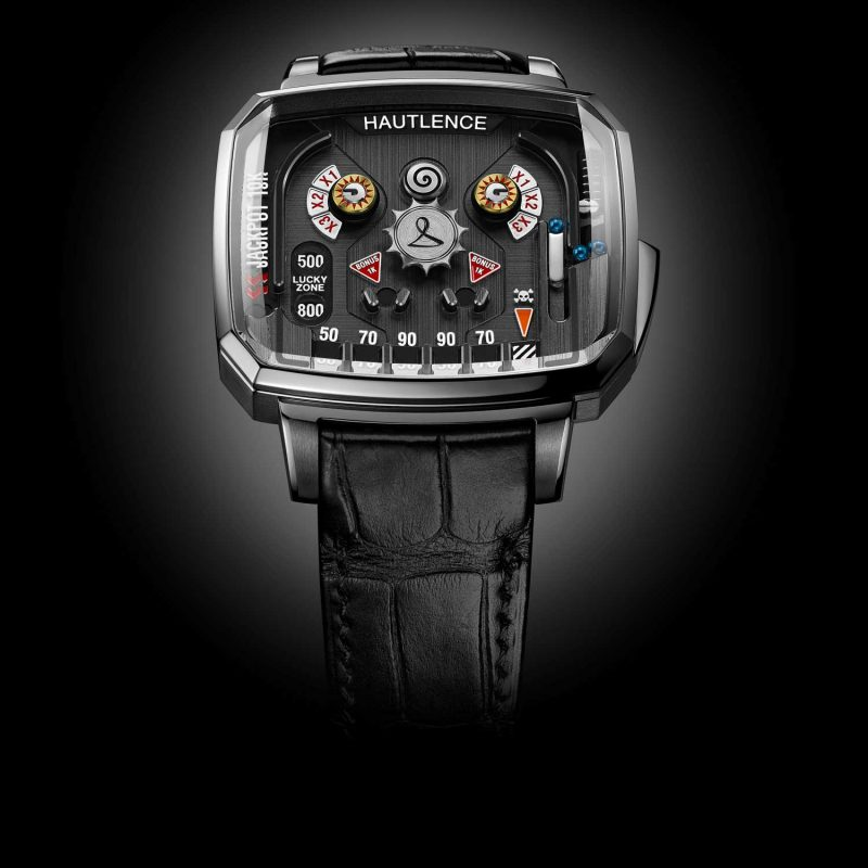 Hautlence Pinball, Ball-E - Mechanical Pinball Only Watch 2017; estimate: US$24,000 - 39,000