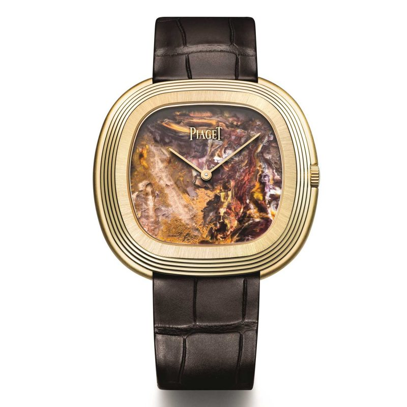 Piaget Black Tie Vintage Watch Unique Piece Only Watch 2017; estimate: US$31,000 - 52,000