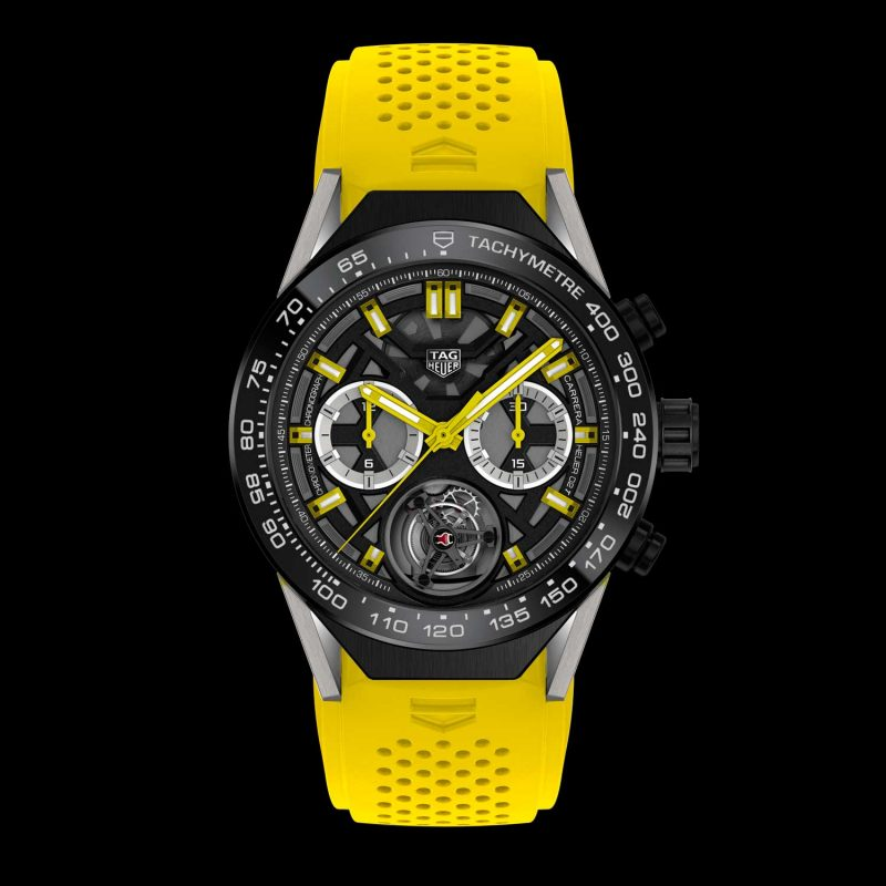 """TAG Heuer Luxury Kit """"Only Watch 2017"""" Special Edition; estimate: US$16,000 - 26,000"""