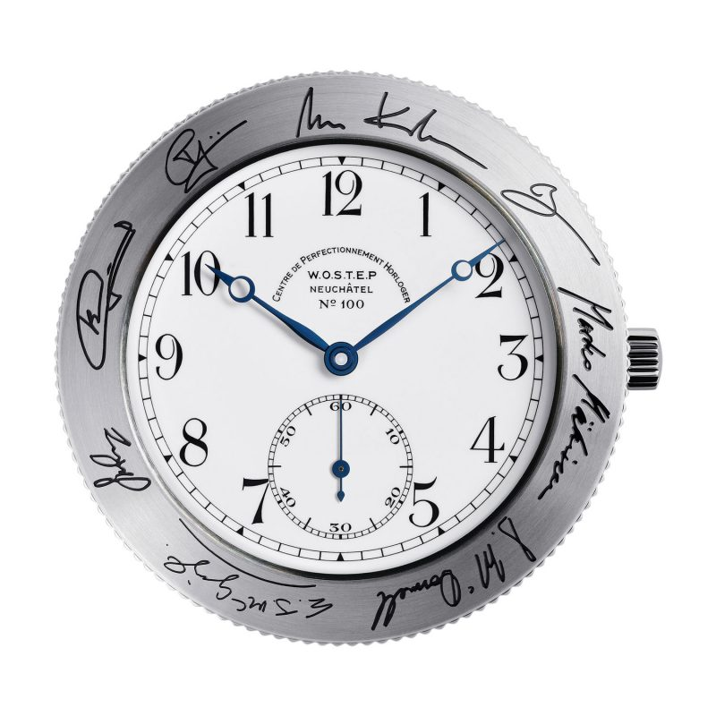 The WOSTEP Watch Only Watch 2017; estimate: US$13,000 - 23,000