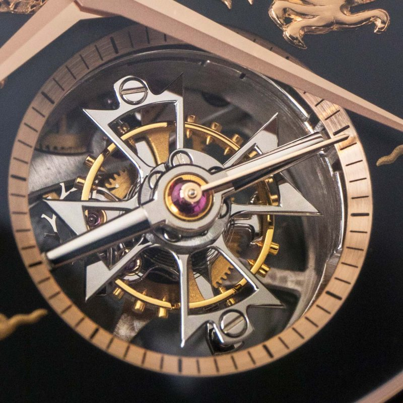 "Vacheron Constantin Traditionnelle 14-Day Tourbillon ""Dragon"""