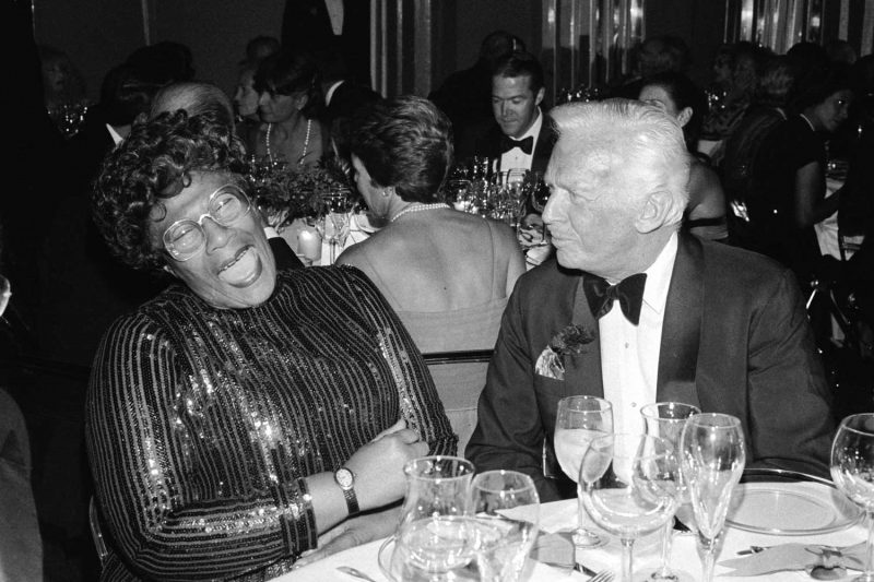 Ella Fitzgerald with Douglas Fairbanks Jr