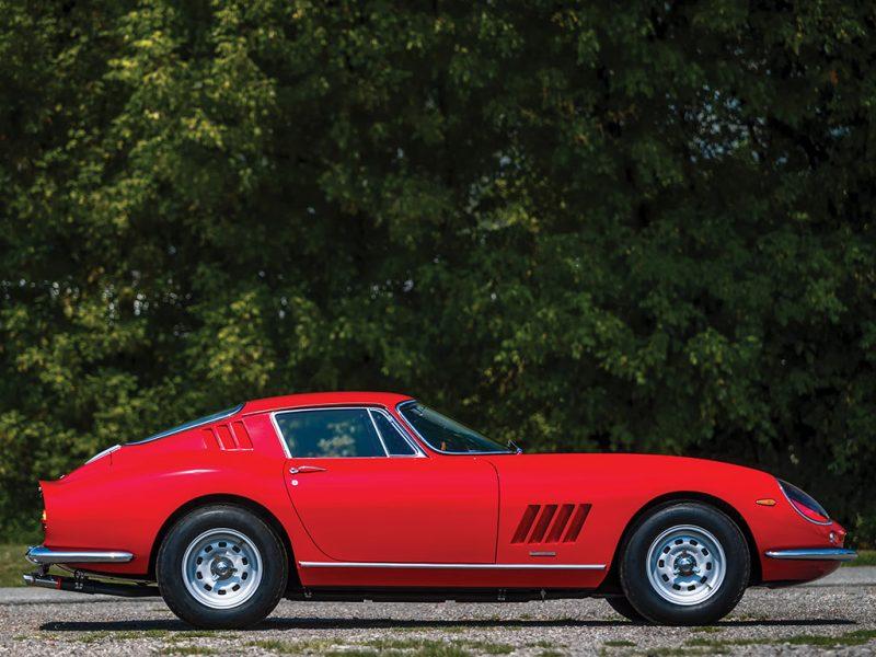 1966 275 GTB Alloy