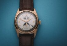 Rolex, Triple Calendar Reference: 6062