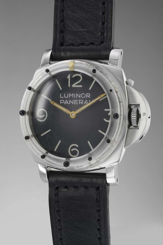 "Panerai, Luminor Panerai ""L"" Reference: 6152/1"