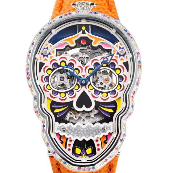 "Fiona Krüger Timepieces Petit Skull (Celebration) ""Eternity"""
