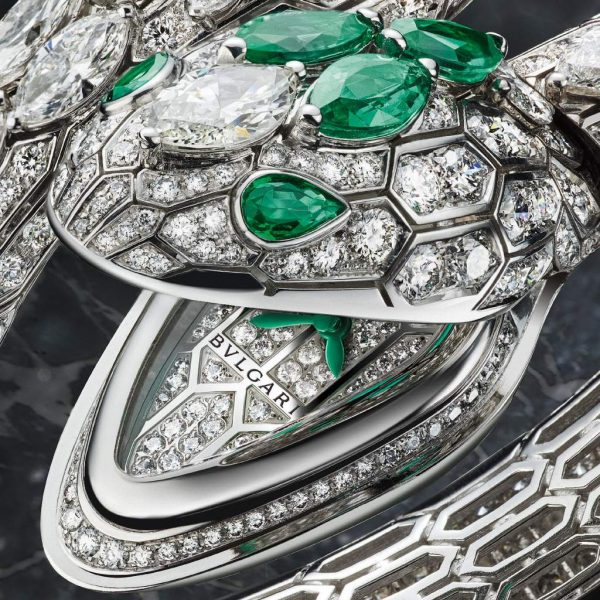 BVLGARI Serpenti Misteriosi High Jewellery