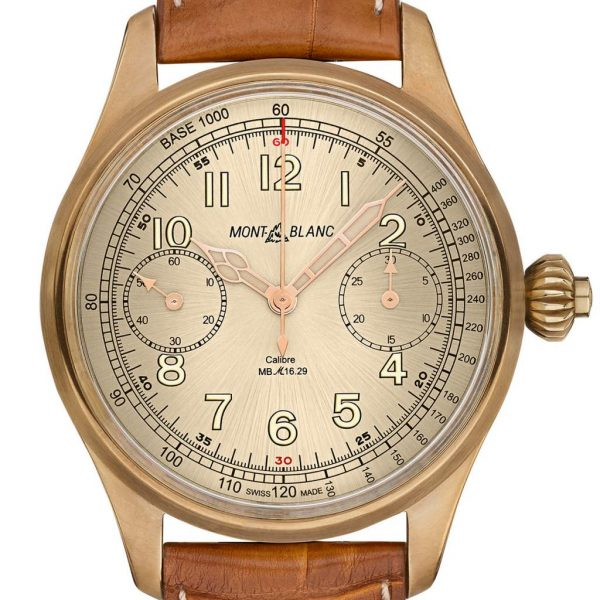 Montblanc 1858 Chronograph Tachymeter Limited Edition 100