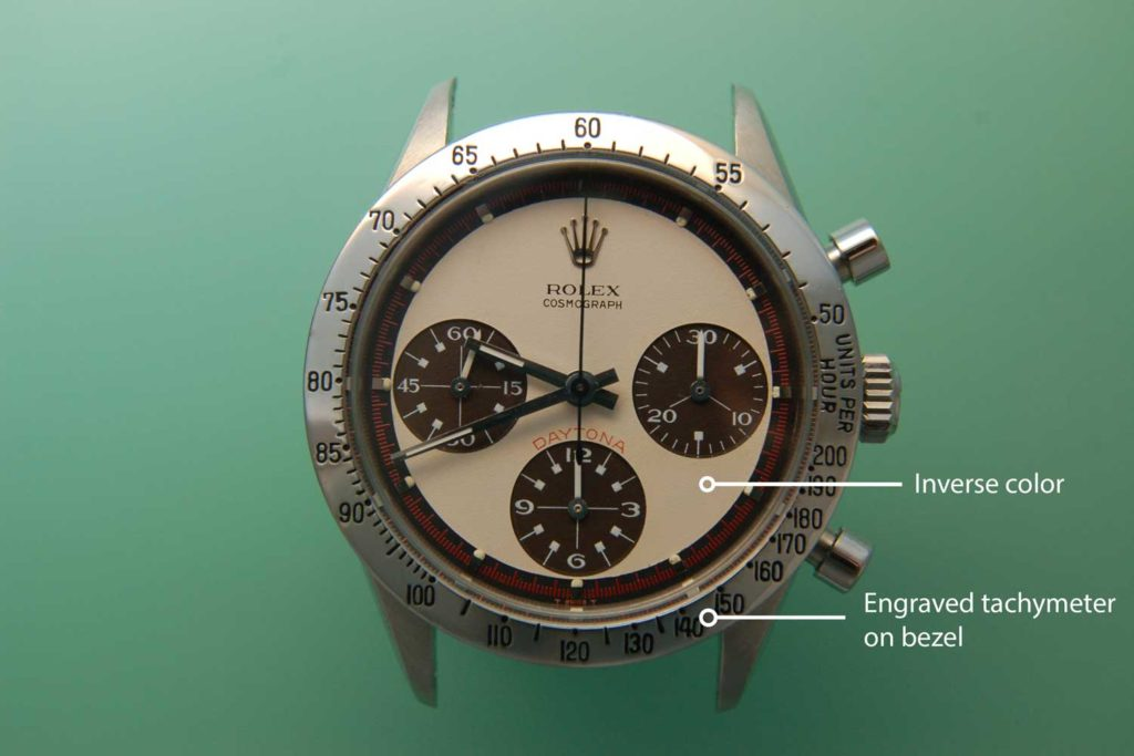 The Rolex John Player Special Paul Newman Daytona Ref 6241