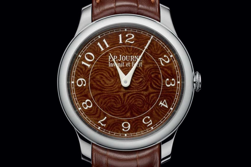 The F.P. Journe Chronomètre Holland & Holland
