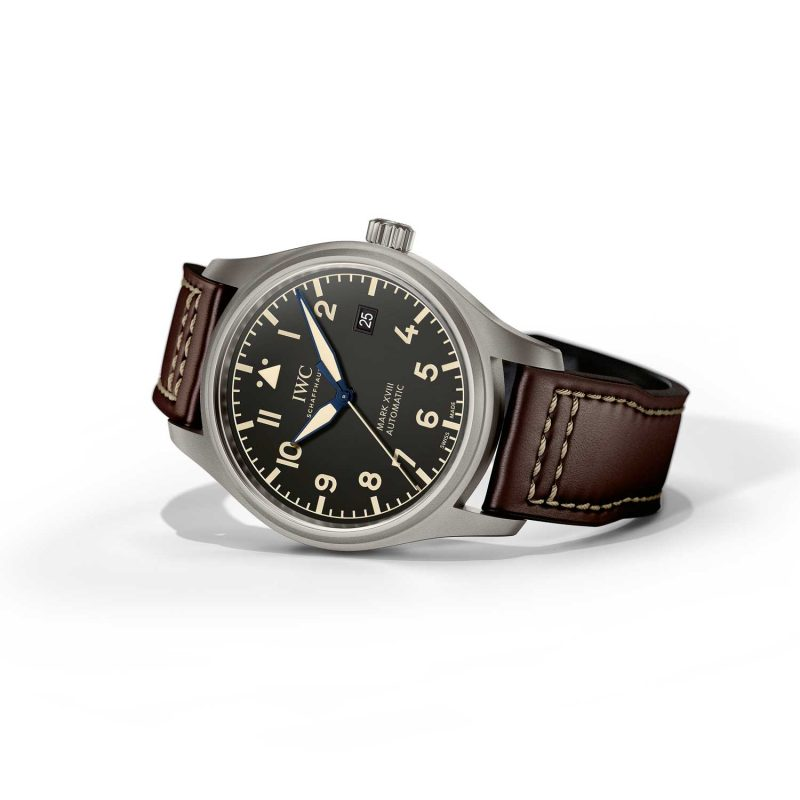 Pilot's Watch Mark XVIII Heritage in Titanium, ref. IW327006