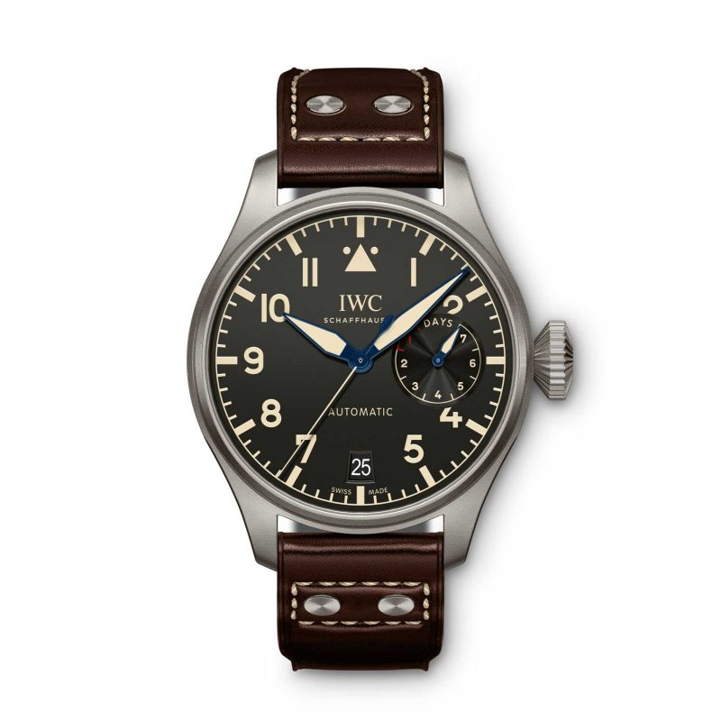 Big Pilot's Watch Heritage in Bronze, ref. IW501004