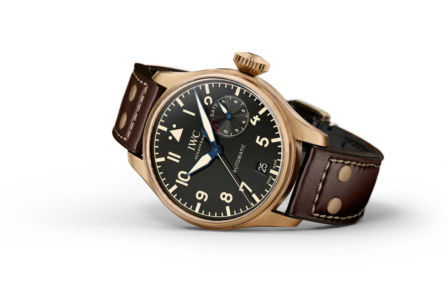 Big Pilot's Watch Heritage in Bronze, ref. IW501005