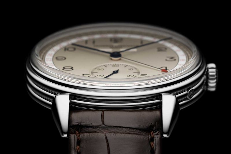 Lugs on the new for 2017 Historiques Triple calendrier 1942 watch
