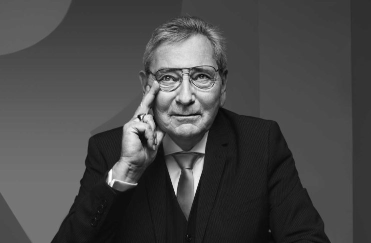 Mr. Roger Dubuis (27 May 1938 – 14 October 2017)