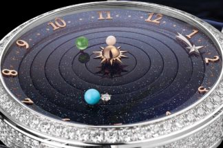 Lady Arpels Planétarium Poetic Complications Watch