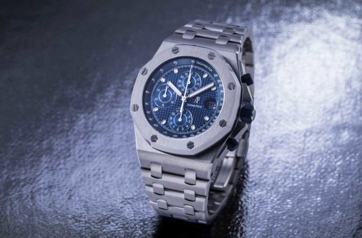 The Royal Oak Offshore Revolution Limited Edition