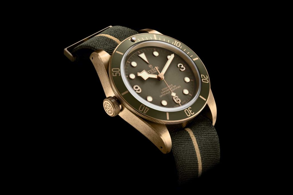 Tudor Black Bay Bronze One sold for CHF 350,000 at Only Watch 2017