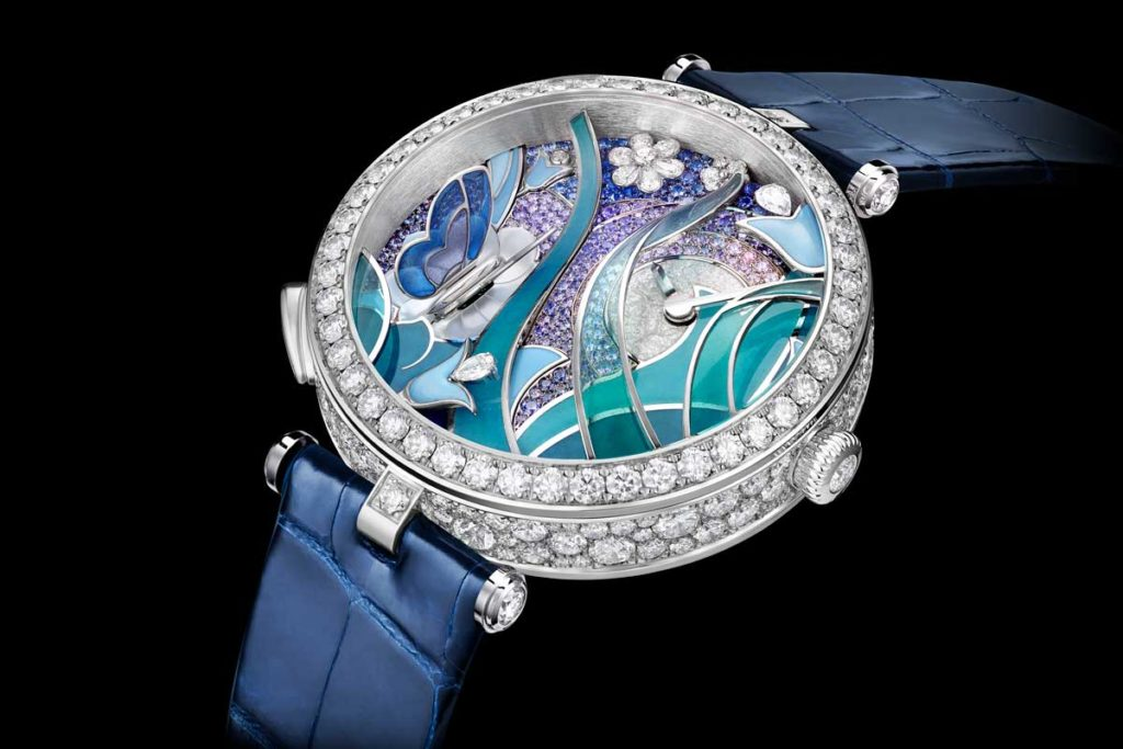 Ladies' High-Mech: Van Cleef & Arpels Lady Arpels Papillon Automate