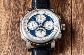 1815 Rattrapante Perpetual Calendar Handwerkskunst (2017) 20-watch Limited Edition (© Revolution)