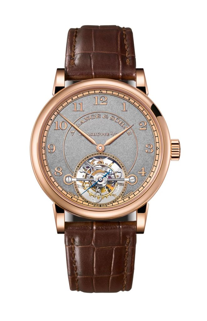 1815 Tourbillon Handwerkskunst (2015) 30-watch Limited Edition