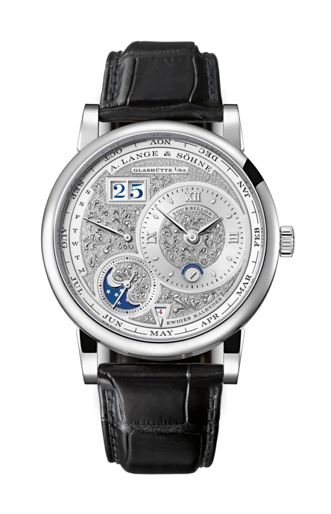 Lange 1 Tourbillon Perpetual Calendar Handwerkskunst (2013) 15-watch Limited Edition