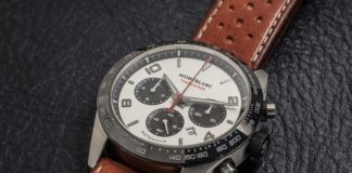 The Montblanc TimeWalker Manufacture Chronograph