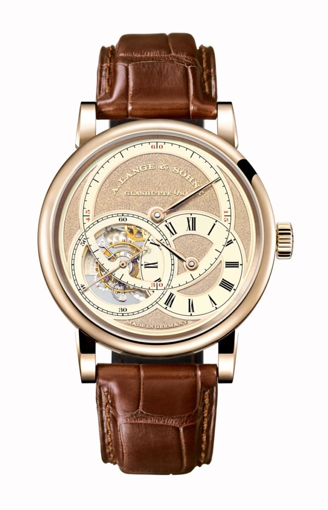 "Richard Lange Tourbillon ""Pour le Mérite"" Handwerkskunst (2011), 15-watch Limited Edition"