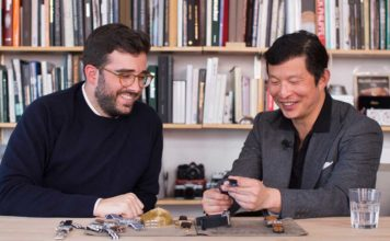 Talking Watches with Wei Koh