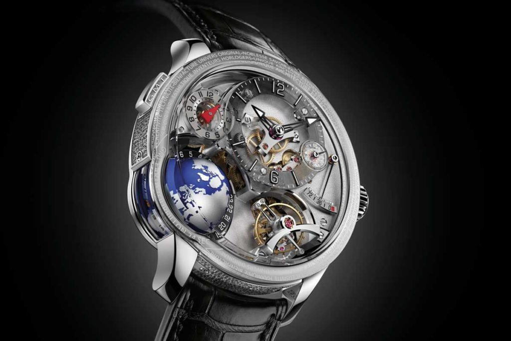 The Greubel Forsey GMT Earth