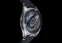 The Ulysse Nardin Freak Vision