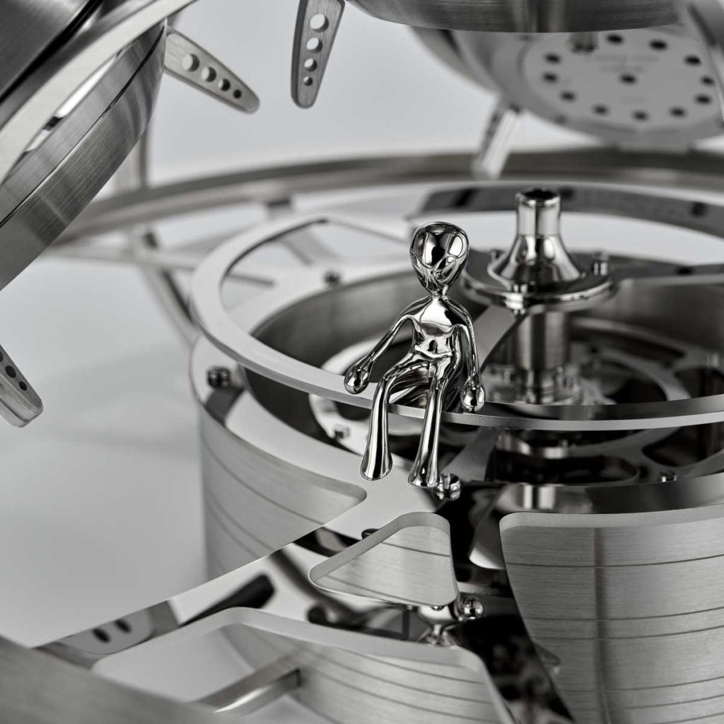 MB&F and L'Epée 1839's The Fifth Element