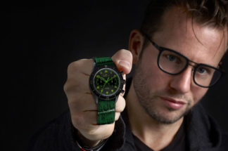 Founder of Bamford Watch Department, George Bamford