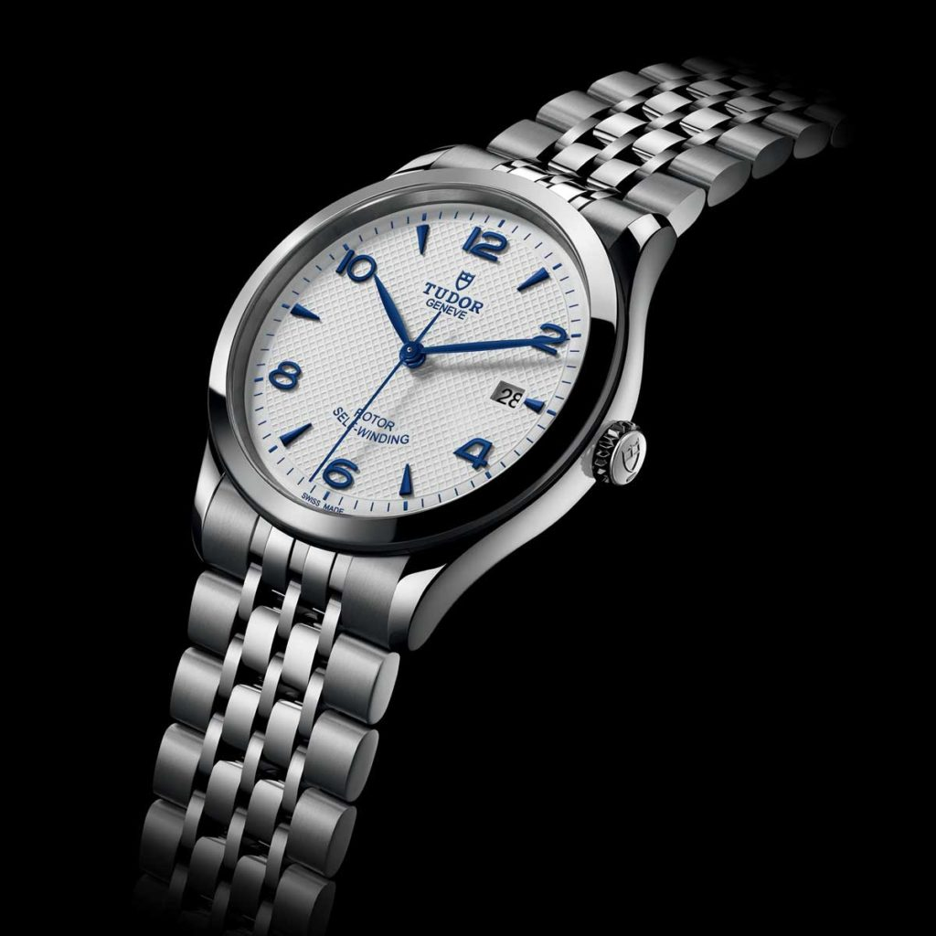 Tudor 1926 41mm Steel Case Opaline Dial