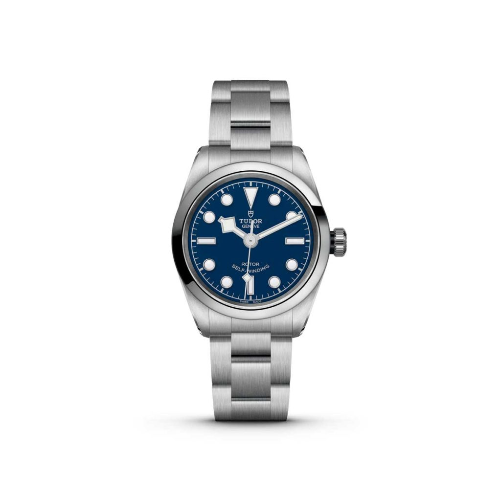 Tudor Black Bay 32 — Blue Dial