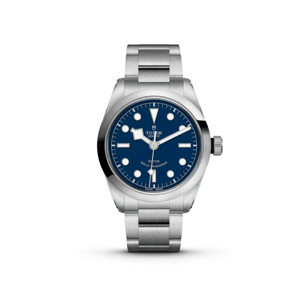 Tudor Black Bay 36 — Blue Dial