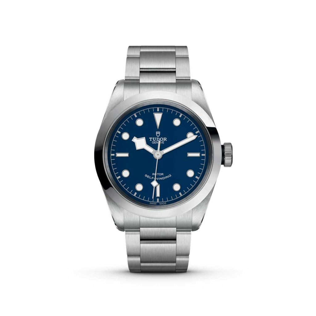 Tudor Black Bay 41 — Blue Dial