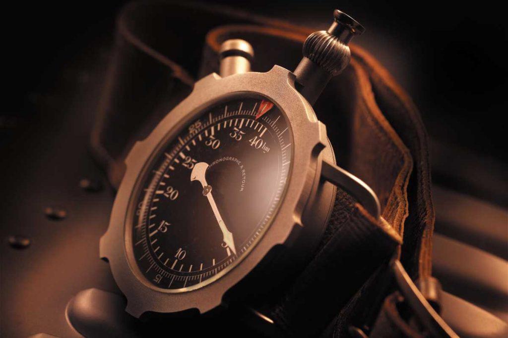 Breitling Reference 637. (PPR/Breitling)