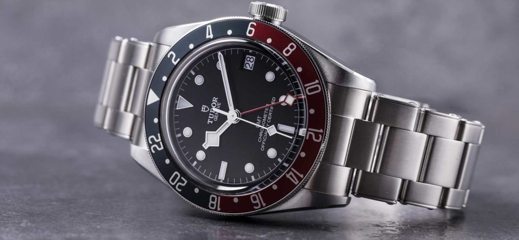 The 2018 Tudor Black Bay GMT