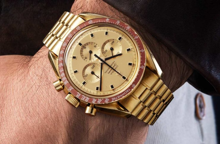 Confessions of a Speedmaster Addict: 1969 Tribute to Apollo XI ref. 145.022