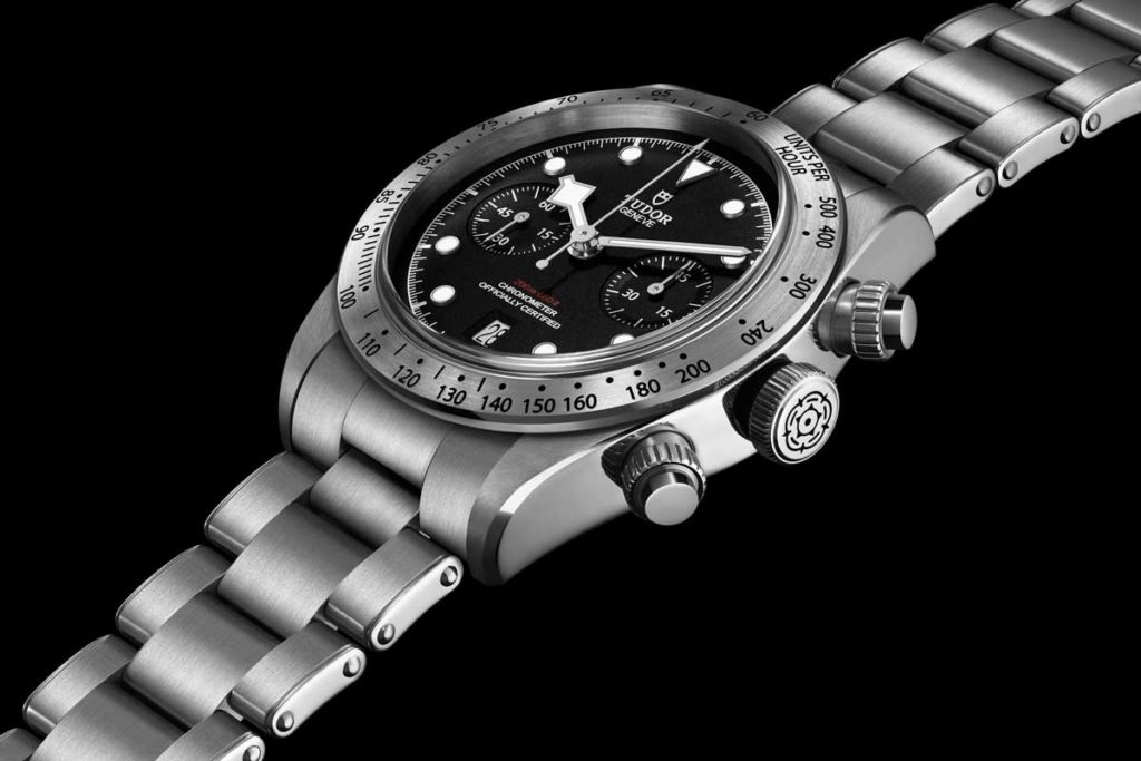 The 2017 Black Bay Chronograph