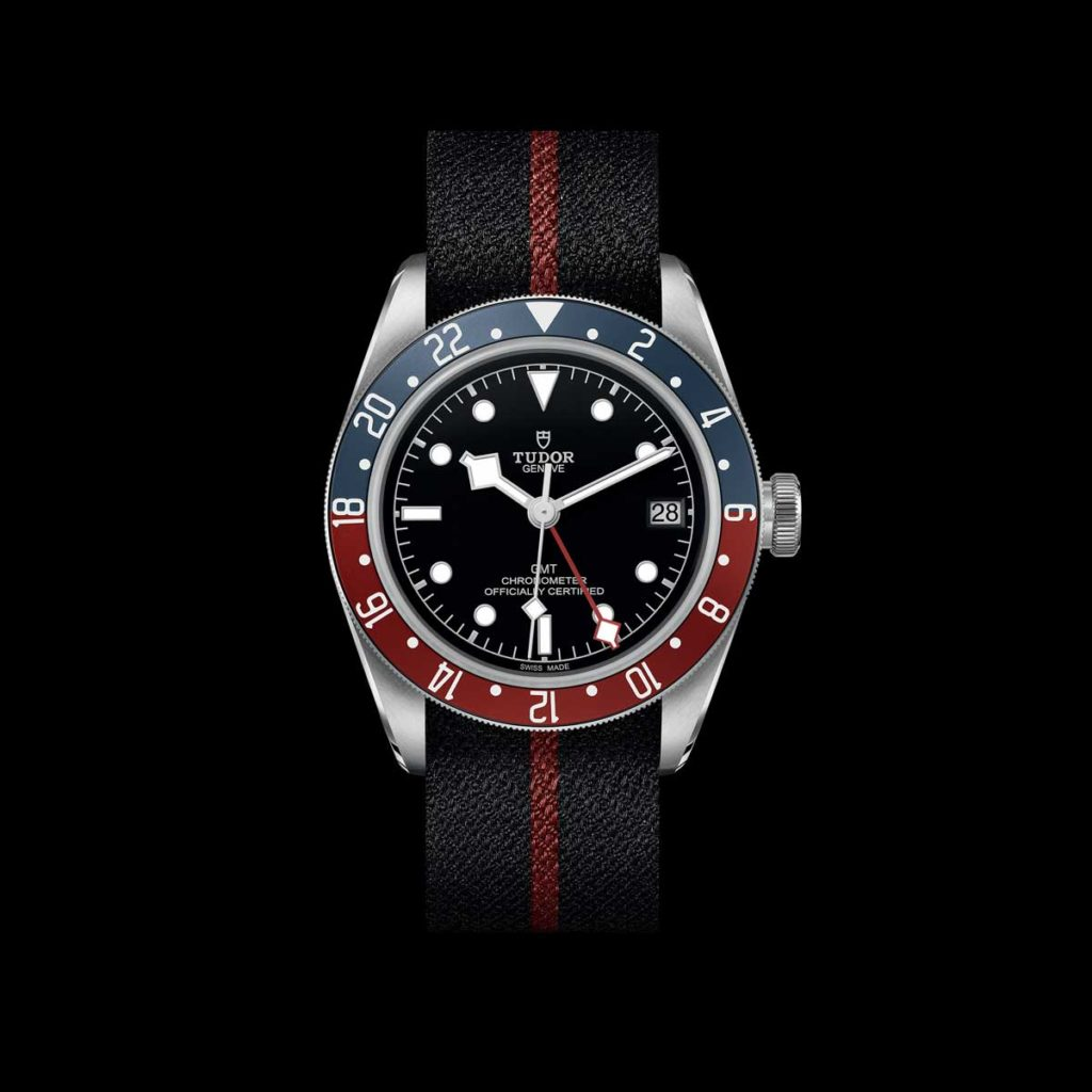 The Baselworld 2018 Tudor Black Bay GMT