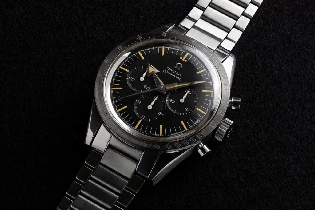1957 Reference CK2915 — The Original (Image: omegawatches.com)