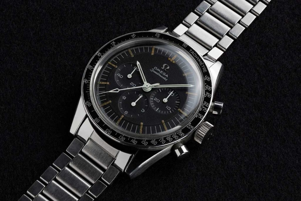 1963 Reference ST105.003 — The Ed White (Image: omegawatches.com)