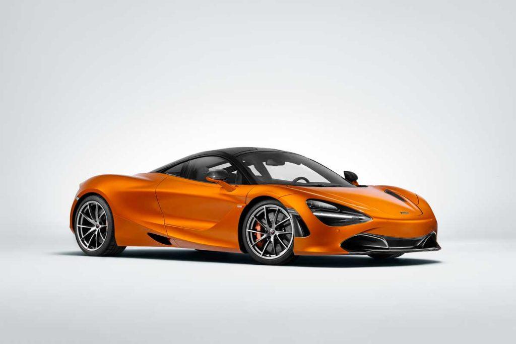 The McLaren 720S Super Series (image: mclaren.com)