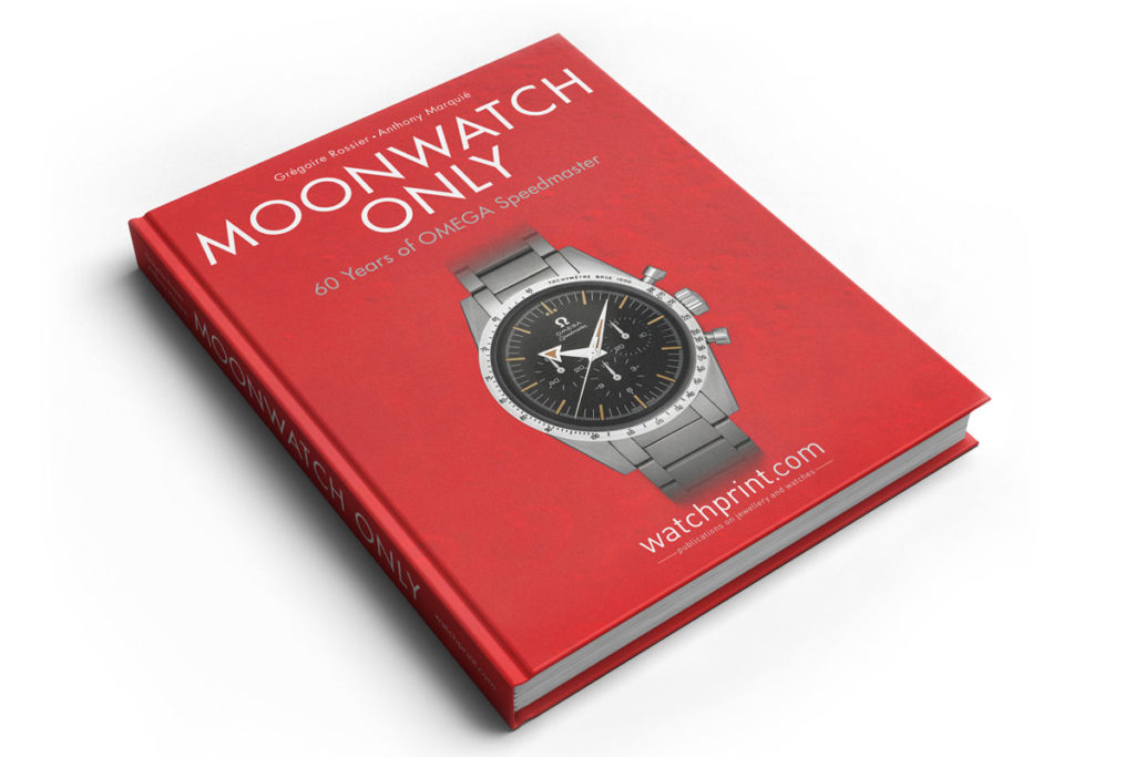 Moonwatch Only, by Grégoire Rossier and Anthony Marquié — the ultimate study containing 564 pages of Speedmaster lore (Image: moonwatchonly.com)